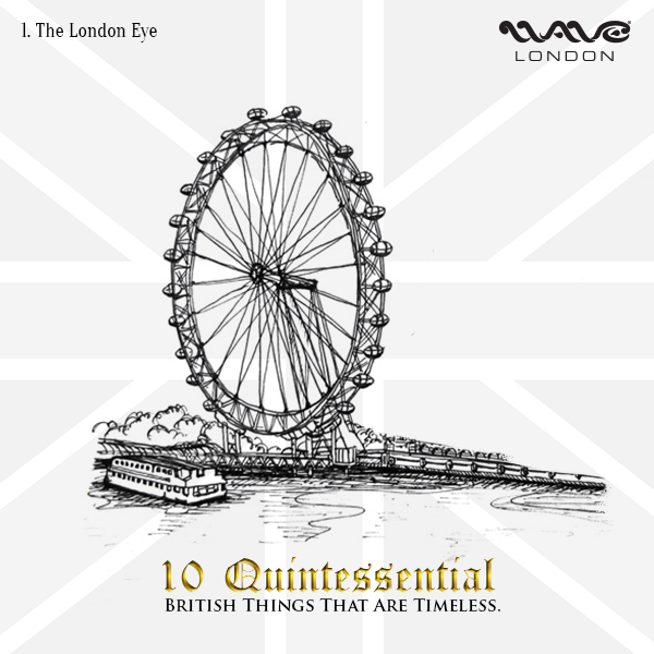Built on March 9, 2000 as a #landmark in #London to #celebrate the millennium, the #LondonEye is relatively the newest addition to the #cityscape.