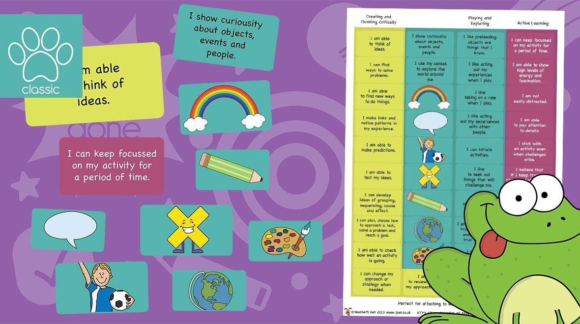 Characteristics Of Effective Learning Stickers Effective