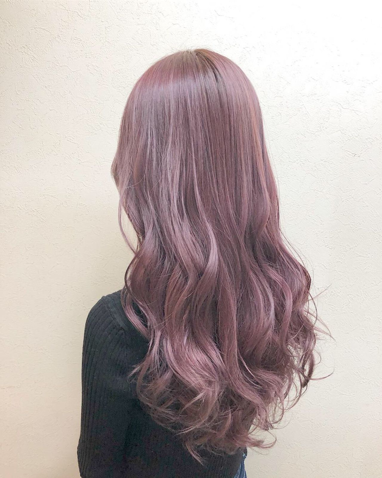 春のヘアカラーはピンクがかわいい モテ髪色レシピ集 Hair 髪色