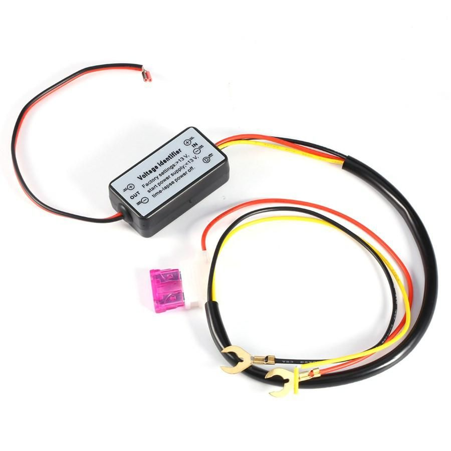 Car Styling Drl Controller Auto Led Daytime Running Light Relay Fog Wiring Harness Dimmer On Off
