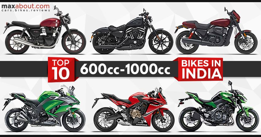Sales Report Top 10 Best Selling 600cc 1000cc Bikes In India