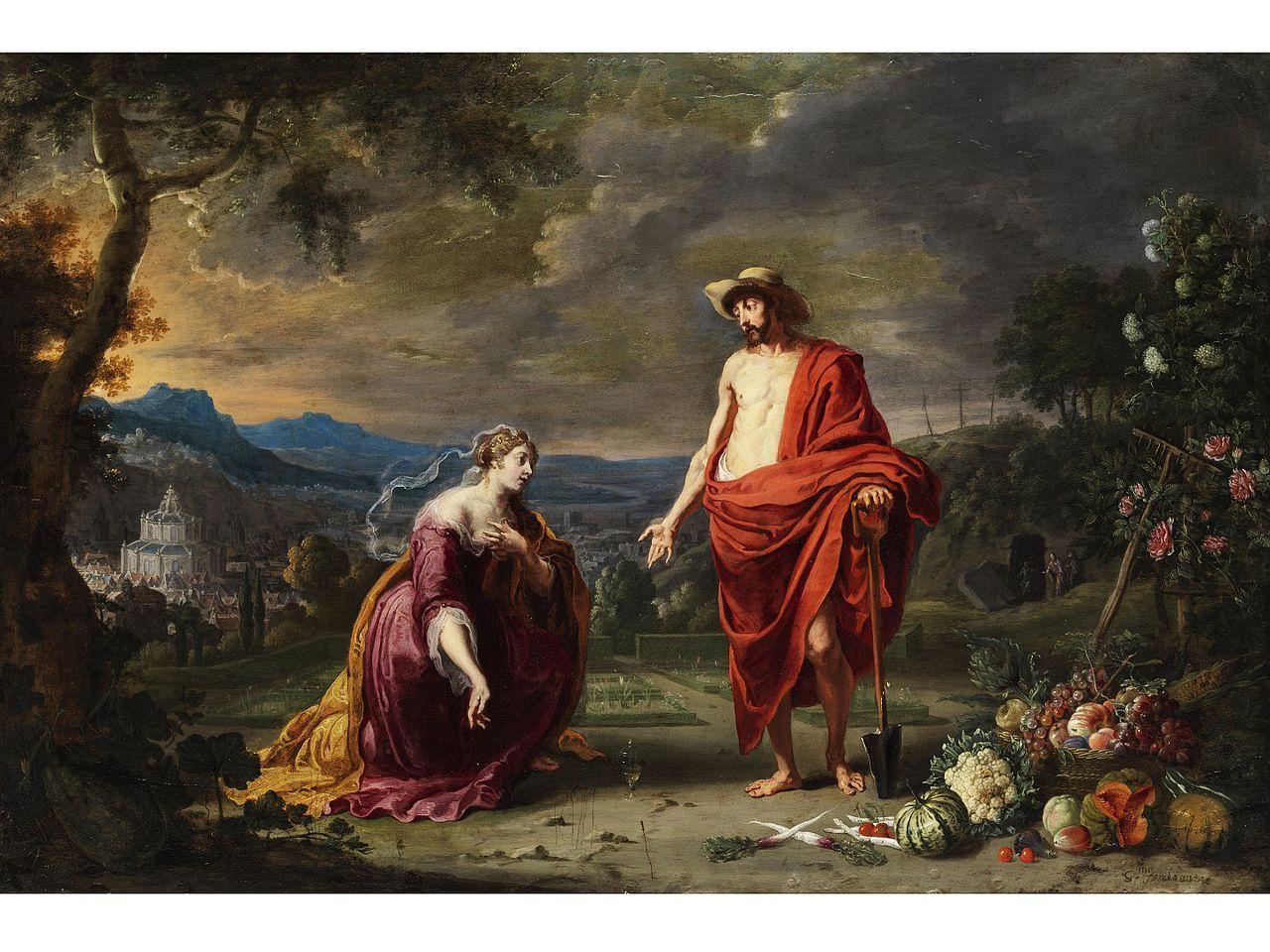 Category Pieter Gijsels Willem Forchont Noli Me Tangere Jpg Noli Me Tangere Art Mary Magdalene
