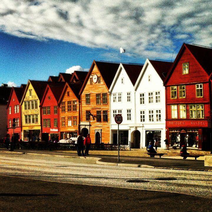 Bergen Bergen, Places to go, Places