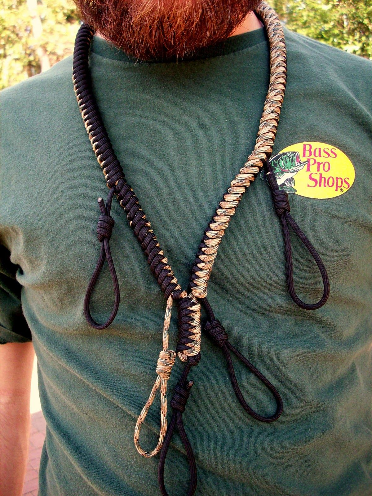 how to make a lanyard with paracord