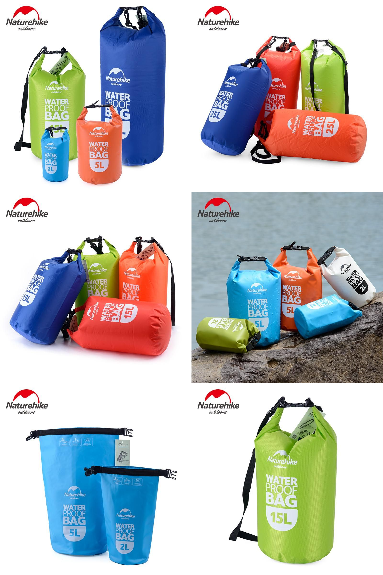 Nature Hike Waterproof Bag 2l  80c380181e4c6