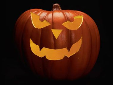 Pumpkin Carving Patterns: Free Ideas from 31 Stencils | Scary ...