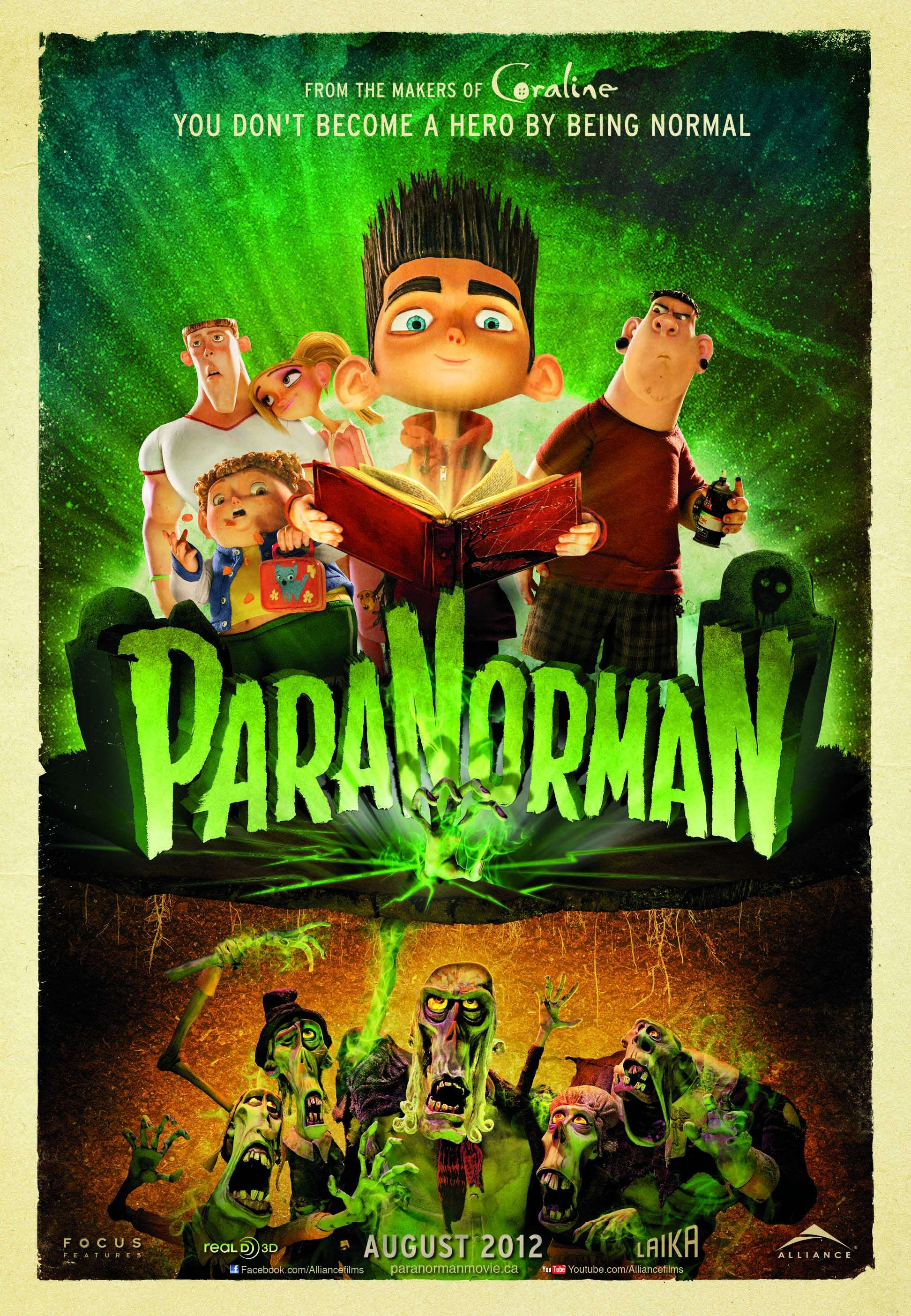 ParaNorman Review (Kirk Haviland)