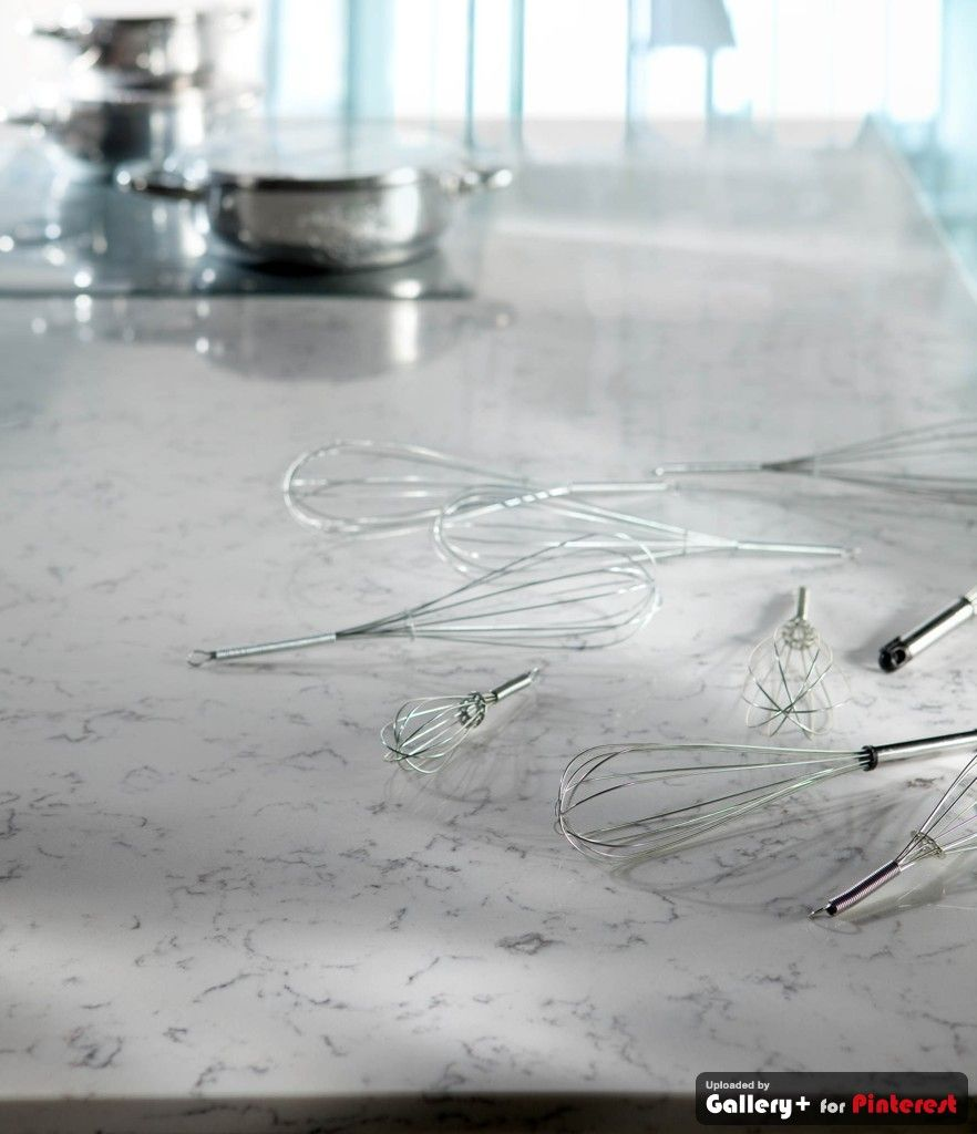 Silestone Lyra Looks Like Carrera Marble But More Durable And