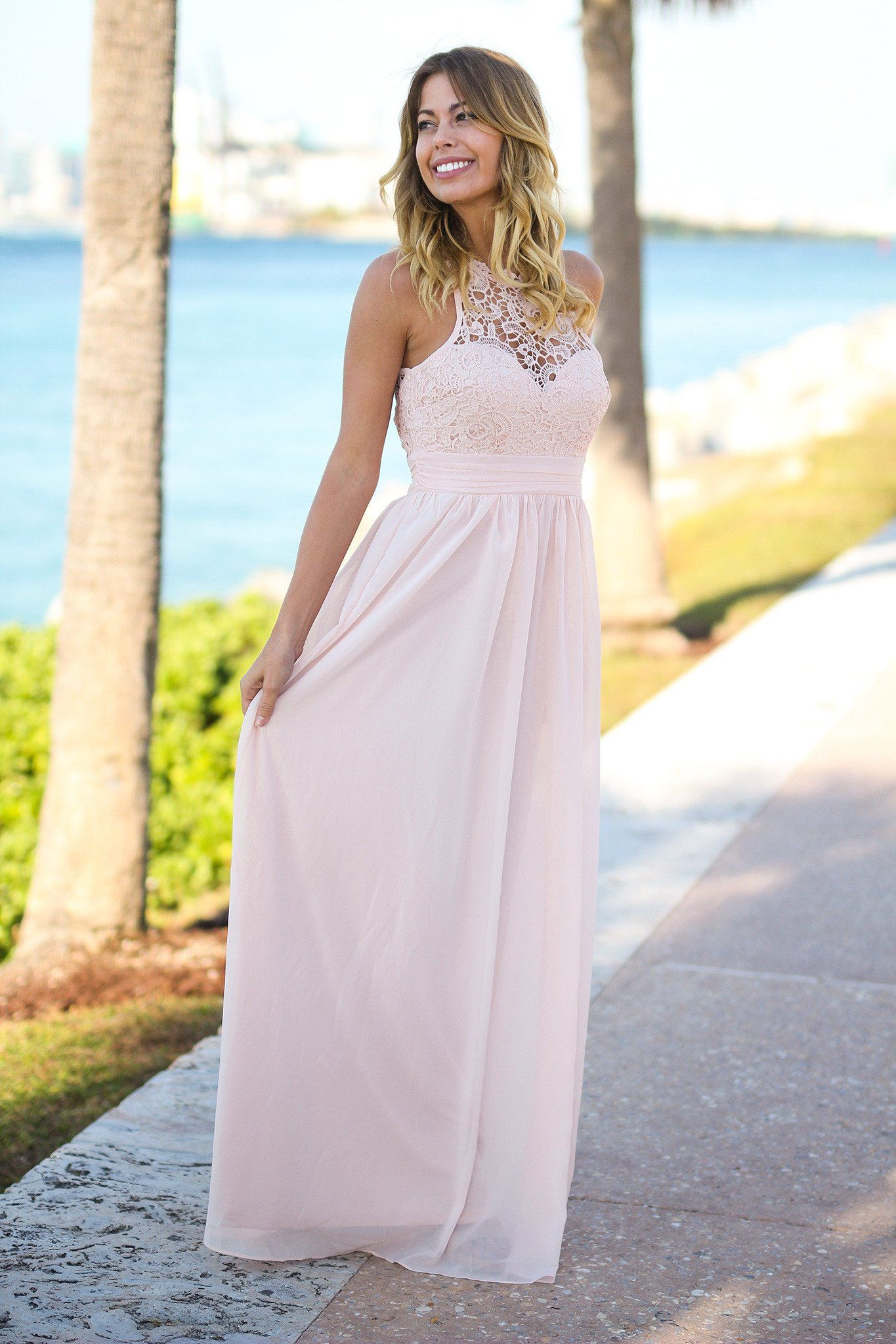 Shell crochet maxi dress wedding dress and weddings