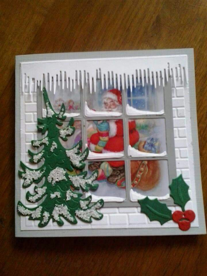 Pin by Terese Granlund on Christmas cards | Pinterest | Christmas ...