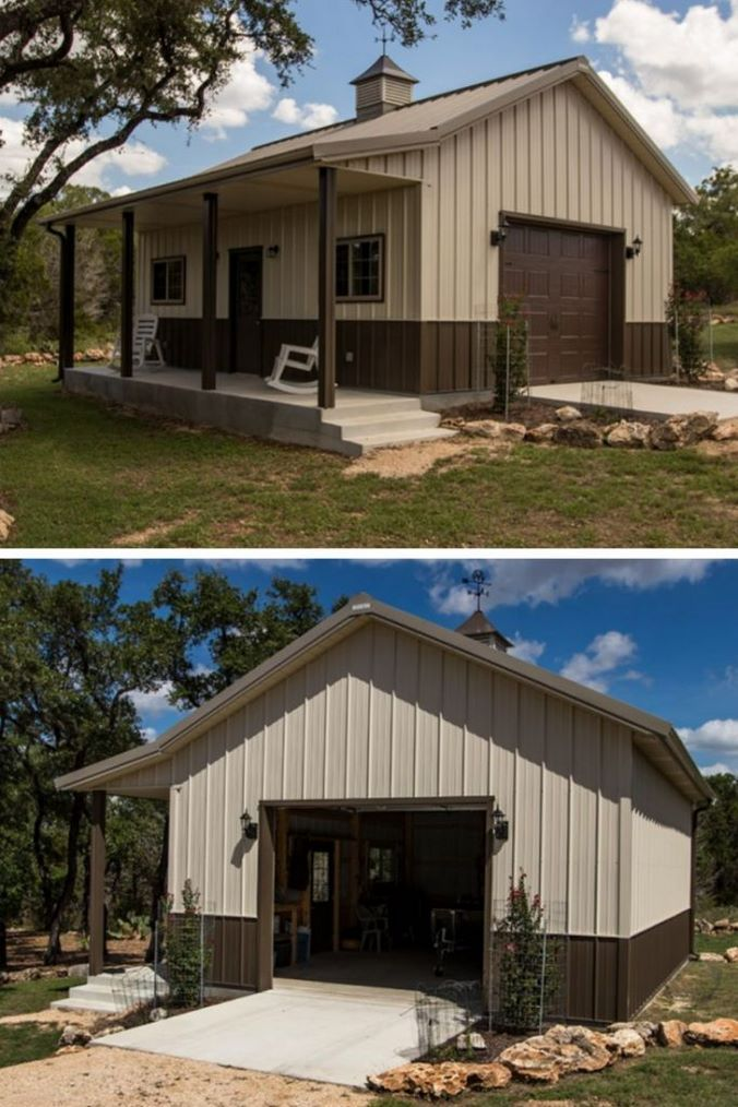 Metal buildings shops with man caves and rr buildings garage - Check Out THE PIC for Various Tips and Ideas. #metalbuildings #building #polebarngarage