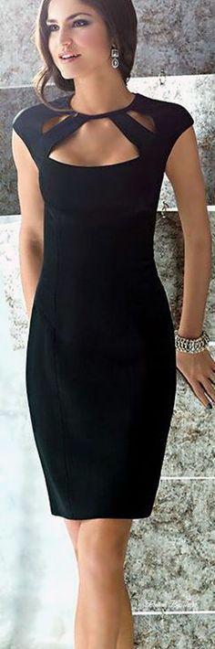 En Trend Siyah Dar Elbise Modelleri Naryady Platya Modnye Idei