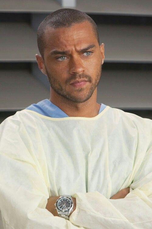 Jesse Williamsavery Jesse Williams Greys Anatomy Cast