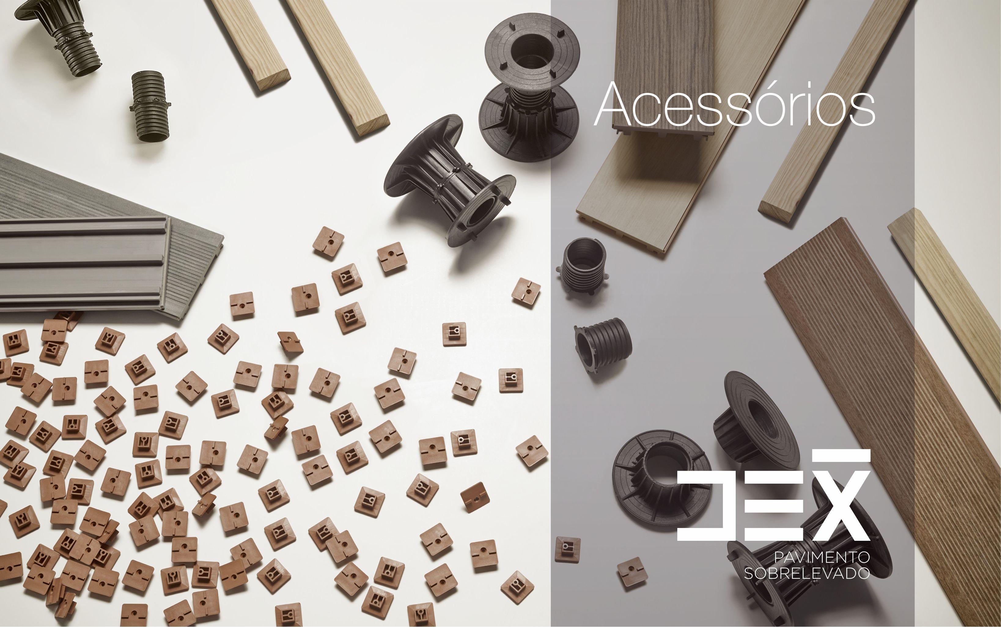 Pavimento sobreelevado  Acessórios DEX -- DEX accessories #itcom #itcomindustrial #dex #pavimentosobreelevado #raisedflooring #flooring #architecture #architektur
