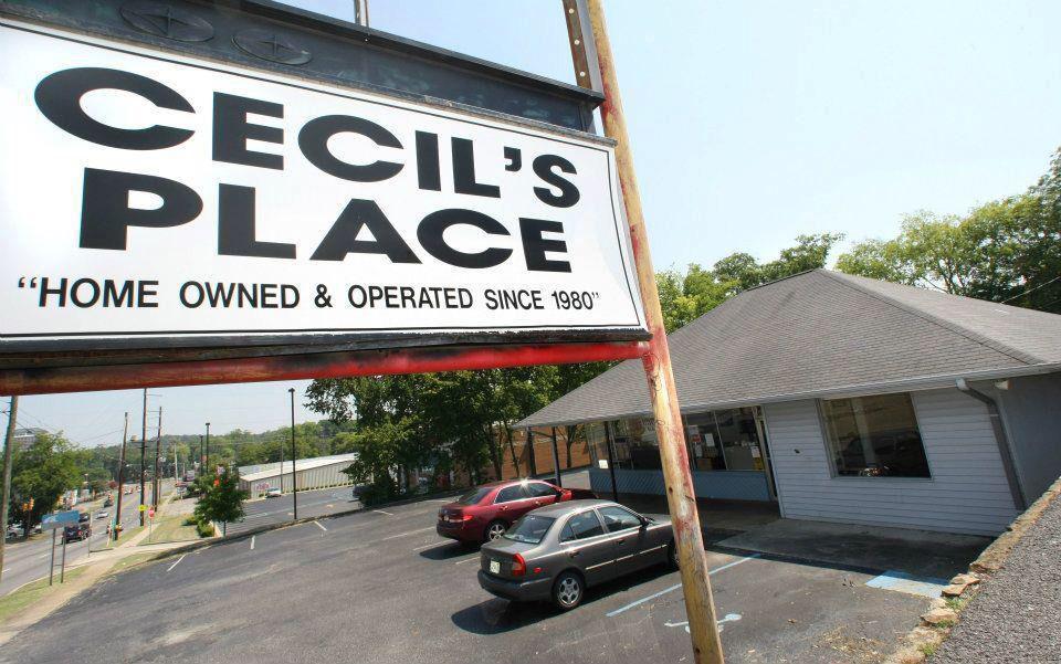 Cecil's Place Jacksonville, AL Jacksonville state