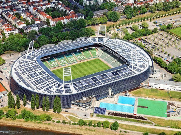 Werder Bremen, Weserstadium - Germany