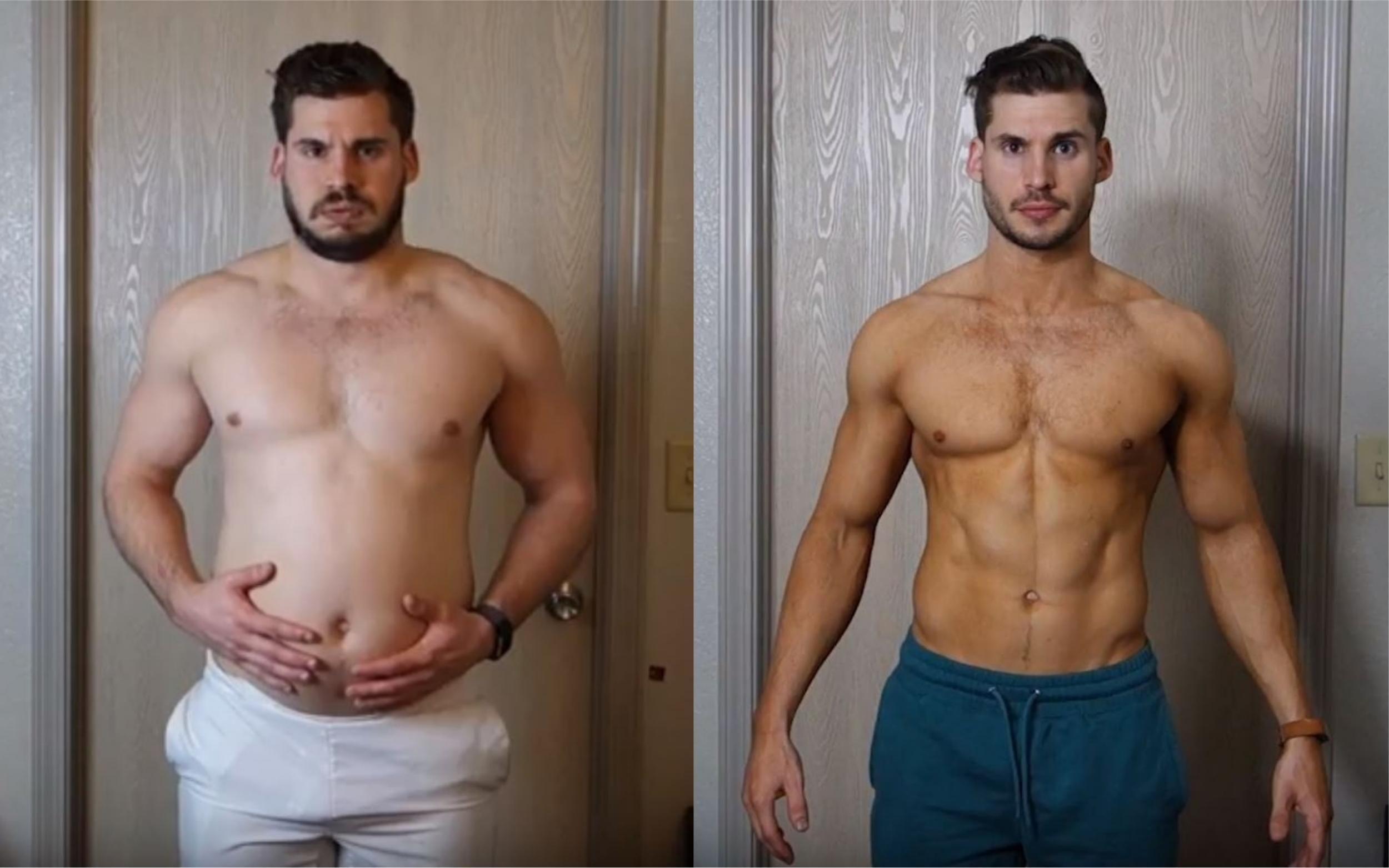 Парень Похудел За 10 Недель. Как похудеть на 10 килограмм за 10 недель