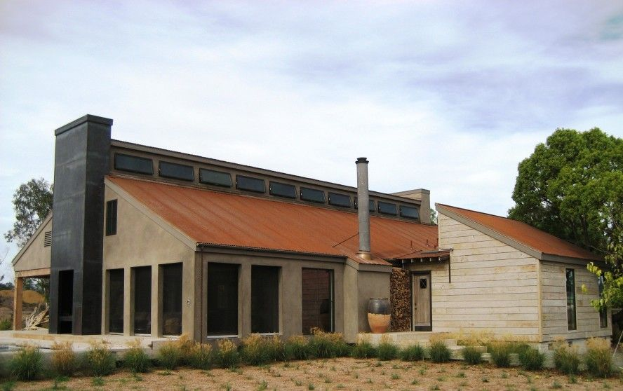 Modern Large Natural Design Of The Barn House Ideas That Used