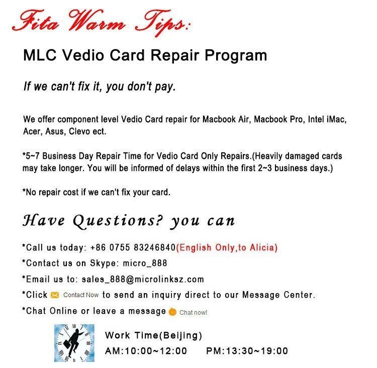 Repair Service for 661-5546 iMac 21 5