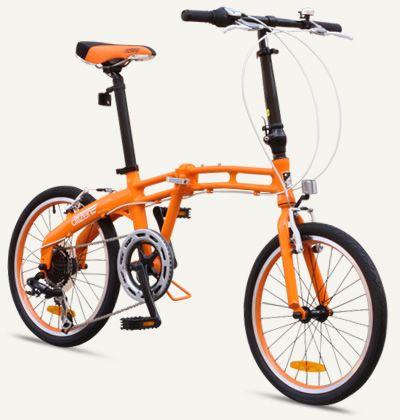 Gotham7 Citizen Bike 20 7 Speed Folding Bike With Alloy Frame Bike Shop Folding Bike Folding Bicycle