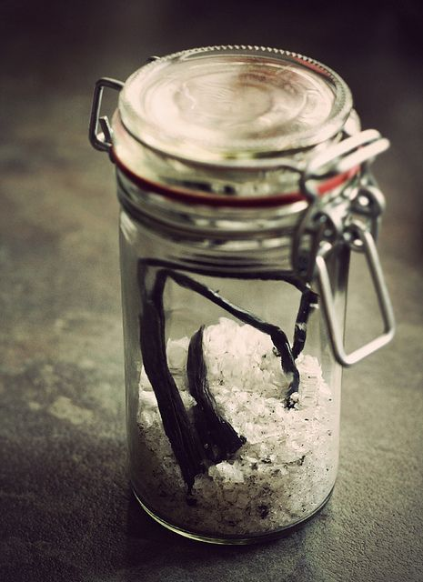 Vanilla Salt by Citrus and Candy, via Flickr