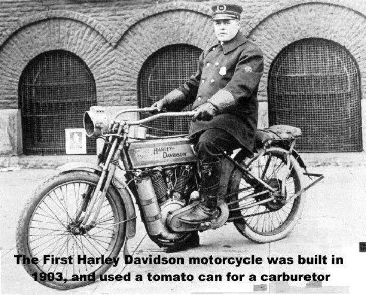 The first Harley Davidson..   Epic   Pinterest   Harley davidson