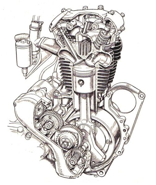 90242c0e99c4a5304ab2e635374bf516 Harley Davidson Motorcycle Wiring Diagrams For Cc Motor on
