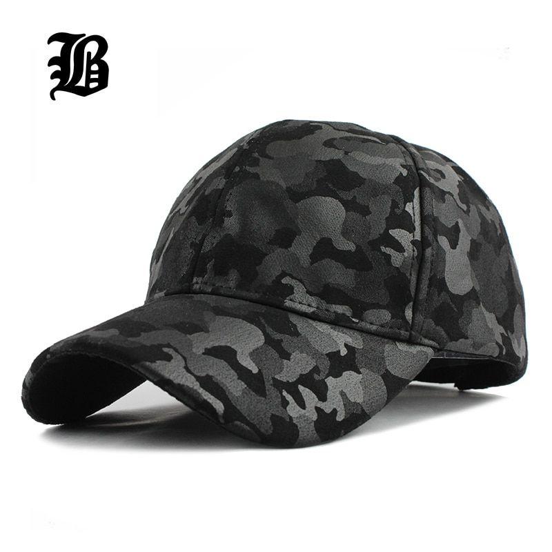 Encontrar Más Gorras de béisbol Información acerca de  FLB  2017 no le  fallará hombres y mujeres gorra de béisbol sombrero de camuflaje gorras  militares ... a6ae38ca39d