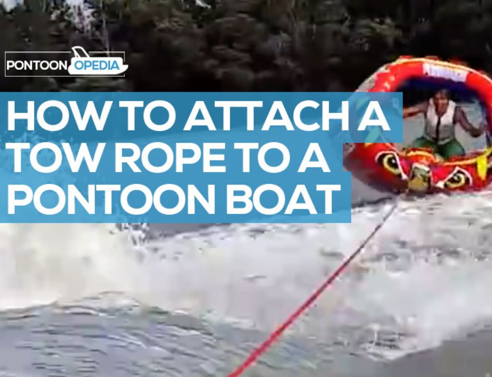 The Best Location To Install An Anchor On A Pontoon Boat