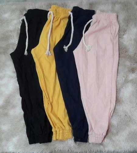 4138a2b427 Calça Feminina Jogger Listrada Inverno Lançamento - R$ 38,90 em Mercado  Livre