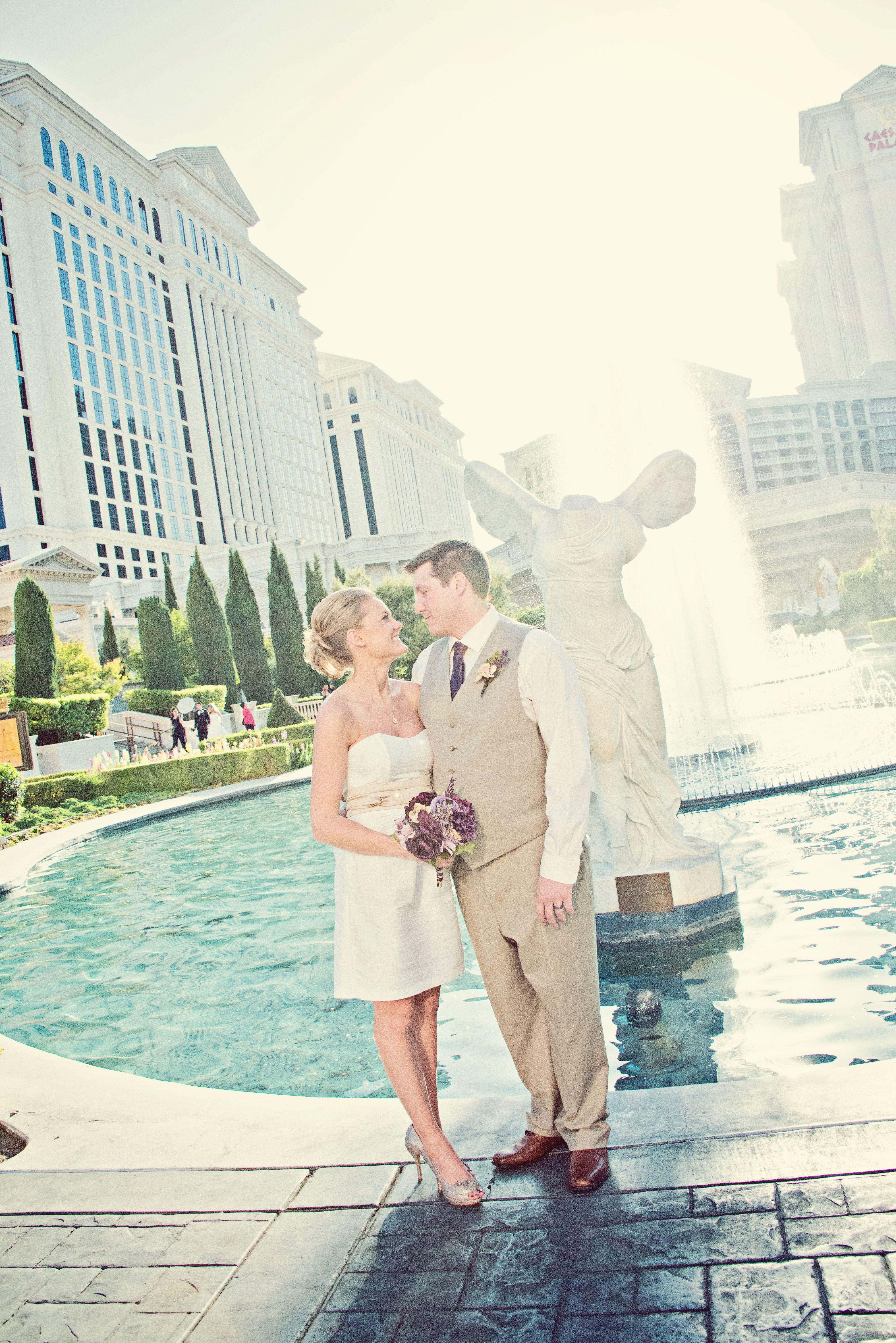 Caesars Palace Wedding Caesars palace wedding, Palace