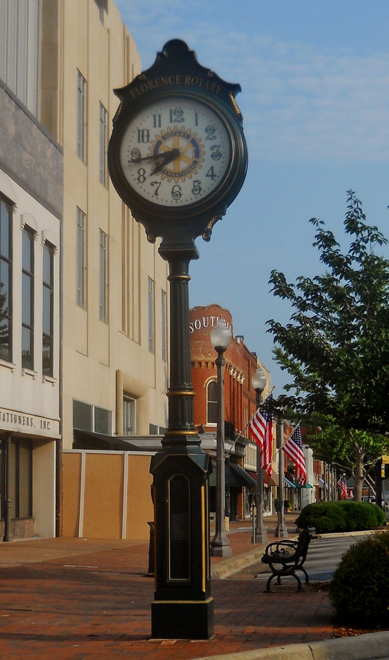 Downtown Florence Ala | Florence alabama, Sweet home ...