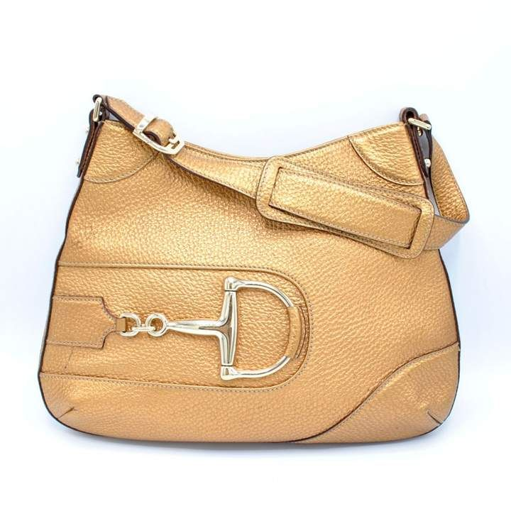 45edb512affe ShopStyle Collective. ShopStyle Collective Leather Hobo Handbags, Gucci ...
