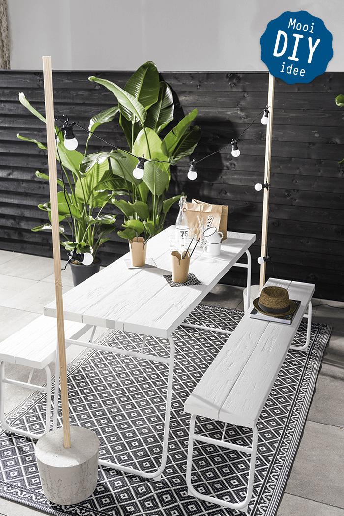 10 Stylishe DIYs Für Garten Und Balkon: Die Wirkungsvollsten Upcycling Ideen,  Pfiffigsten IKEA Hacks