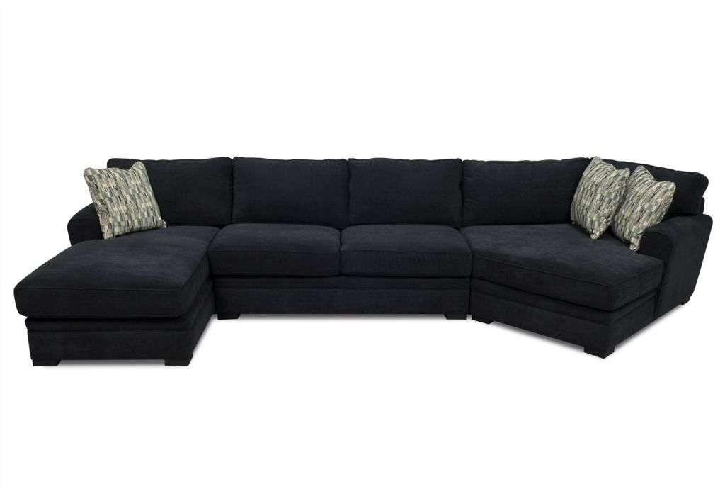 Sectional With Chaise Cuddle Corner Living Spaces Furniture My Home Design Living Spaces