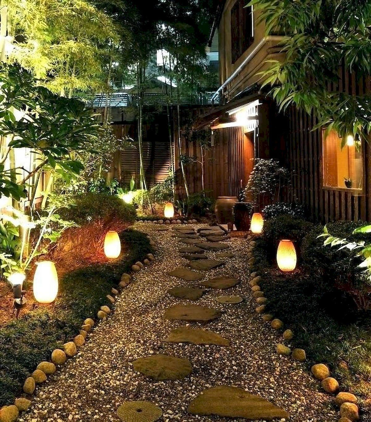 7 Beautiful Garden Lighting Ideas To Improve The Style Of Your Garden Outdoor Landscape Lighting Backyard Lighting Diy Backyard Lighting