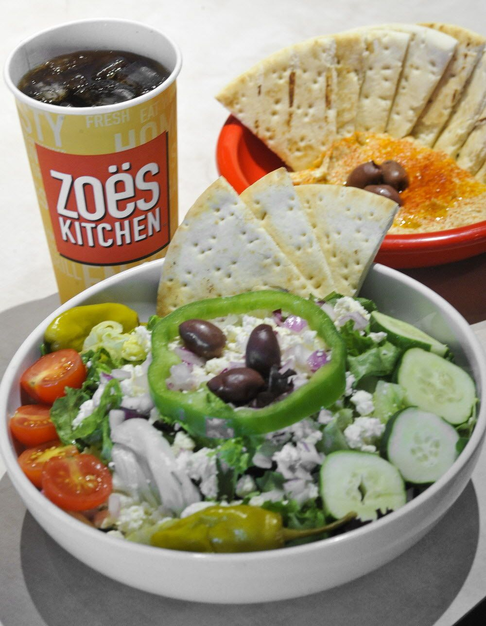 Have You Tried The Chicken Kabobs At Zoes Kitchen Yet