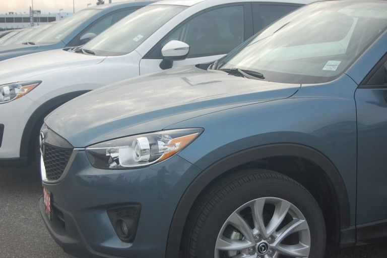 Mazda · Most Fuel Efficient SUV Models Include The Mazda CX 5