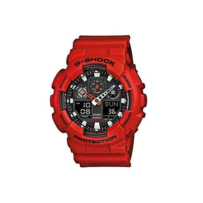 d266c49456cd  mens  watches Casio G-Shock Men s Analogue Digital Quartz Watch with Resin