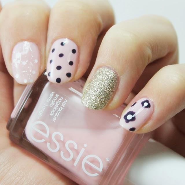 Cómo hacer una decoración de uñas fácil y bonita paso a paso