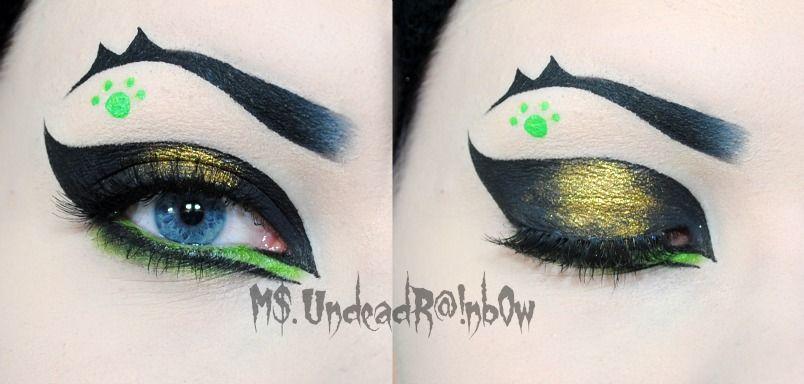 Miraculous Ladybug Cat Noir Chat Noir By Msundeadrainbow On Deviantart Creative Eye Makeup Eye Makeup Makeup