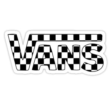 vans checkered\