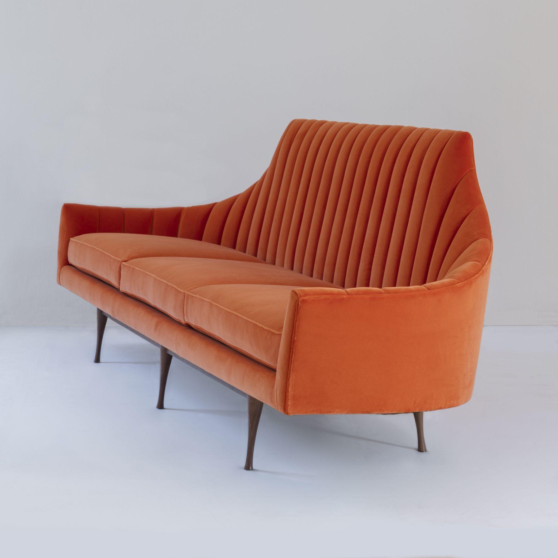 Paul Mccobb Through The Eyes Of Ralph Pucci Paul Mccobb Love Seat Scandinavian Furniture