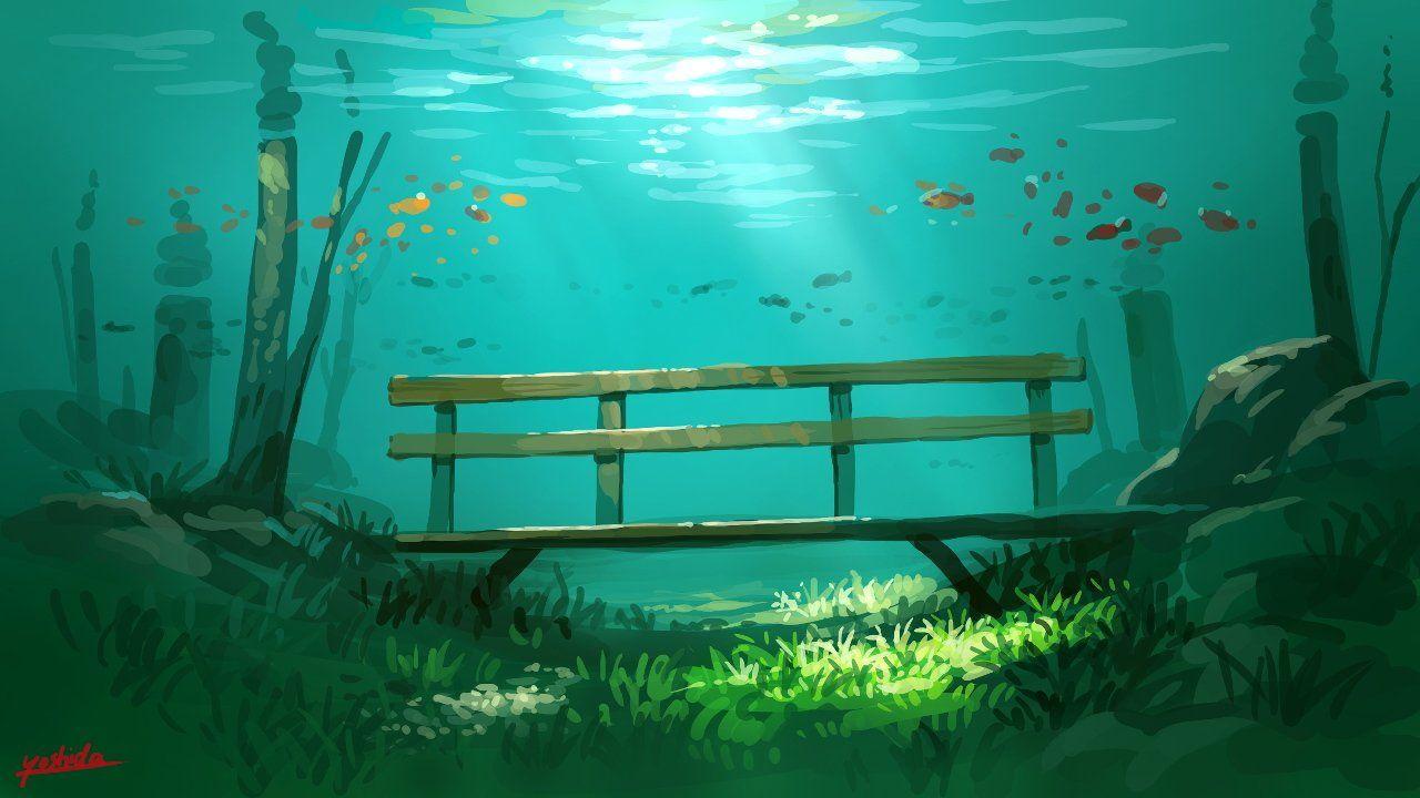 吉田誠治 comitiaち16b yoshida seiji さん twitter 風景の絵 環境アート バックグラウンド