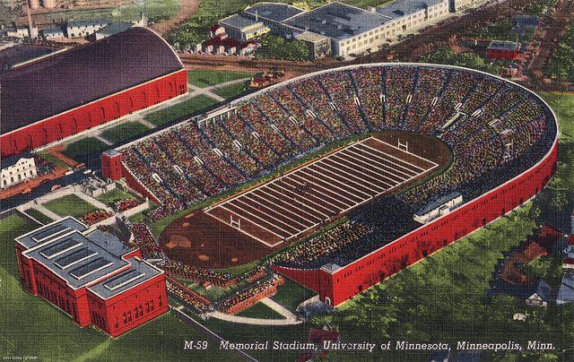 Memorial Stadium U Of M In 2020 University Of Minnesota