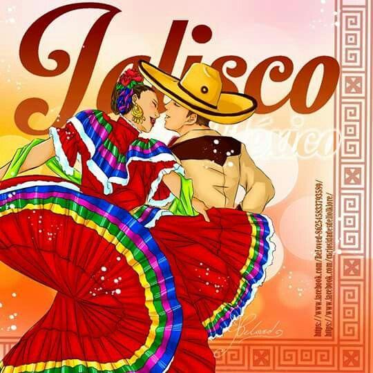 Jalisco Folklore En 2019 Mxico