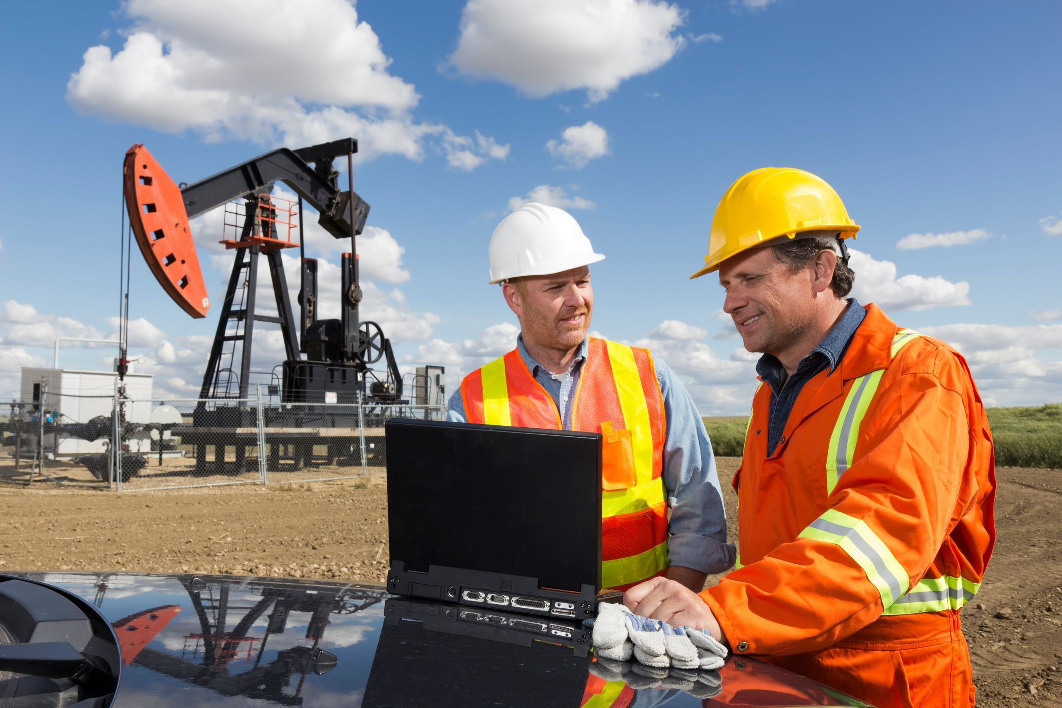 Oil and gas is embracing technology and using it to change