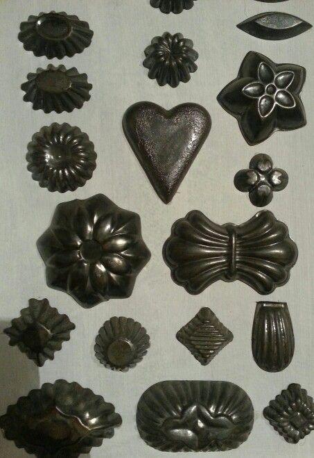 Stampi per cioccolatini