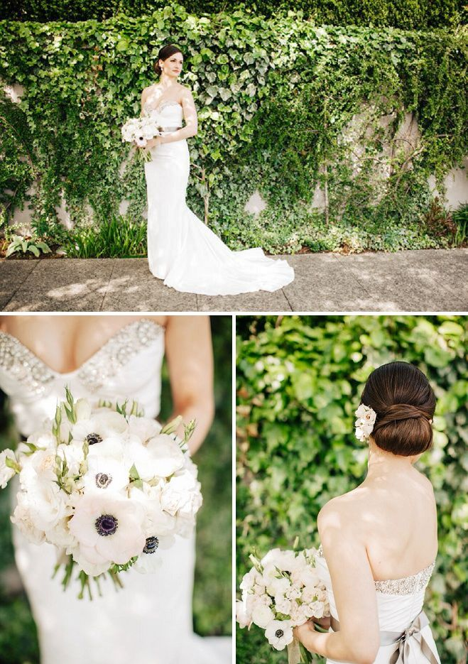 Intimate Queen Anne Wedding