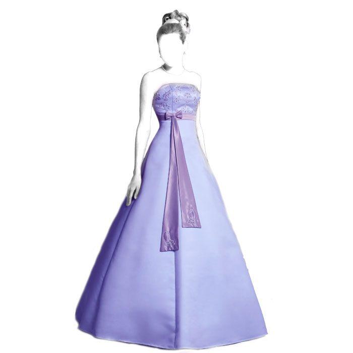 Patrón de vestido de novia de Seis Paneles   Sewing   Pinterest ...